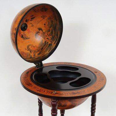 Old Modern Handicrafts Mini Bar