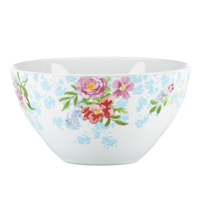Kathy Ireland by Gorham Spring Bouquet All Purpose Bowl