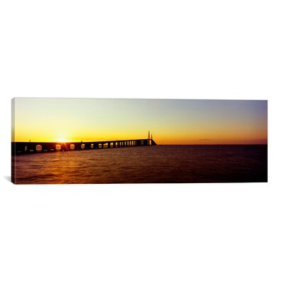 ... , Pinellas County, Florida Photographic Print on Canvas by iCanvas