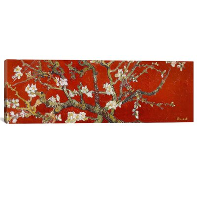 Icanvas Almond Blossom By Vincent Van Gogh Painting