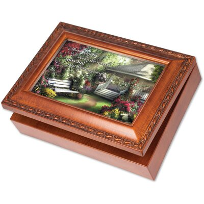 Cottage Garden Traditional Special World Music Box