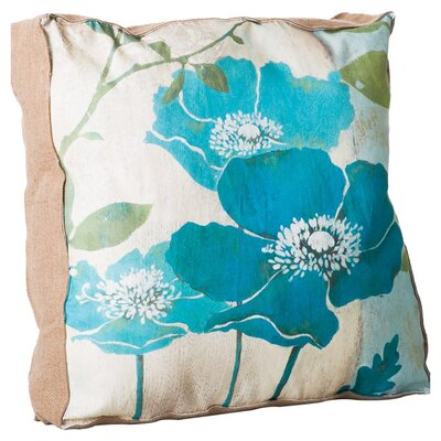 Anemone Pillow by Cape Craftsmen