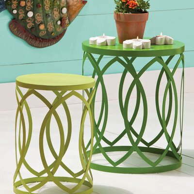 2 Piece Nesting Tables by Cape Craftsmen