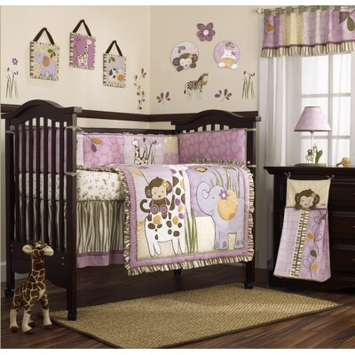 Cocalo Jacana  Piece Crib Bedding Set