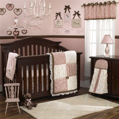 Daniella 8 Piece Crib Bedding Set by CoCaLo