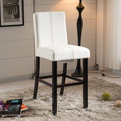 Luxury 29'' Bar Stool with Cushion by NOYA USA