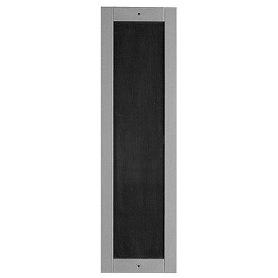 Salsbury Industries Name Directory Wall Mounted Chalkboard, 1' x 1'