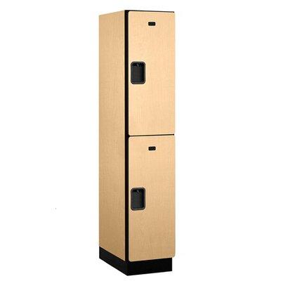 Salsbury Industries 2 Tier 1 Wide Designer Locker