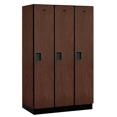 Salsbury Industries 1 Tier 3 Wide Designer Locker