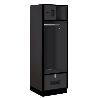 Salsbury Industries 1 Tier 1 Wide Designer Locker