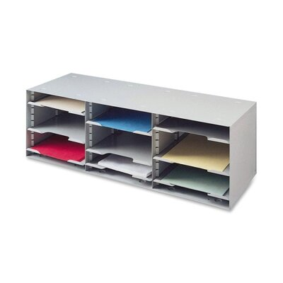 Buddy Products 12 Compartment Organizer