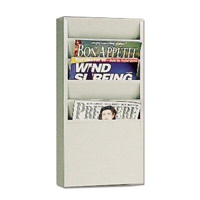 Buddy Products 5 Pocket Display Rack