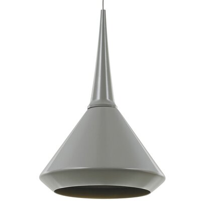 Arcell Kable Lite Schoolhouse Pendant by Tech Lighting