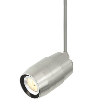 Envision LED 1-Circuit Track Light Head with 15° Beam Spread Product Photo