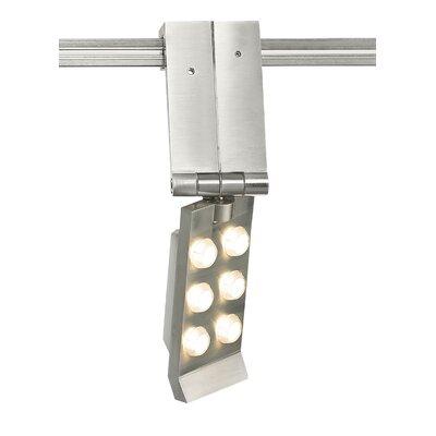 Flip 6 Light 2-Circuit Monorail Head Product Photo