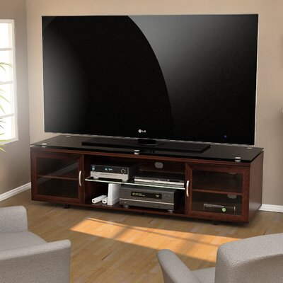 Z line designs quinn 70 tv stand reviews wayfair for Sofas under 80 inches