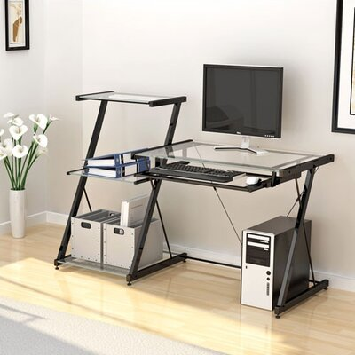 Z-Line Designs Diesel Desk and Bookcase