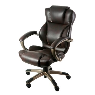 Z-Line Designs Executive Butterfly Bonded Leather Chair
