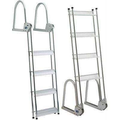 Garelick MFG. Company 5-Step Dock Raft Ladder