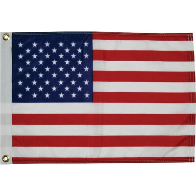 Taylor Made Products Dyed 50-Star American Traditional Flag