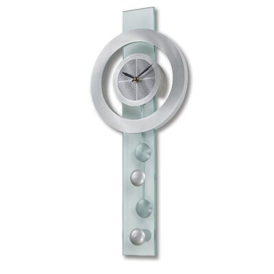 JG Juggling Time Wall Clock by Nova