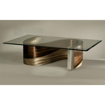 Gilmore Meandering Coffee Table by Nova