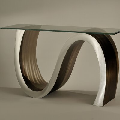 Meandering Console Table by Nova