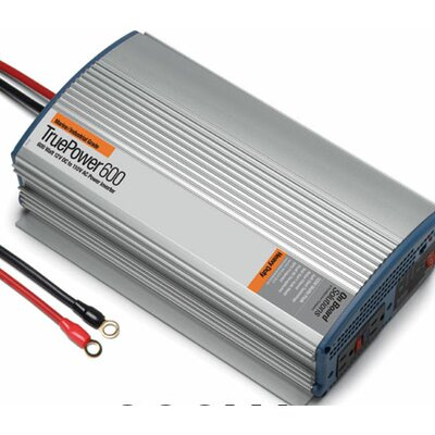 Professional Mariner, LLC TruePower 600W Continuous Power Inverter