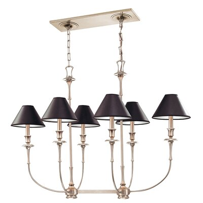 Jasper 6 Light Island Chandelier Wayfair