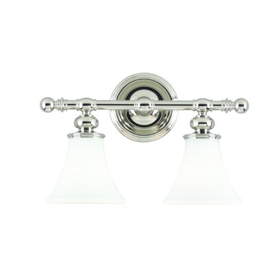 Weston 2 Light Vanity Light Product Photo