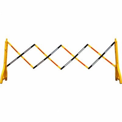 Stalwart Foldable Traffic Barrier - Upto 8' Long