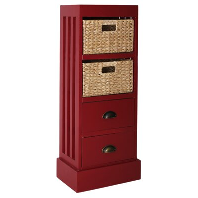 Gallerie Decor Nantucket 2 Drawer Chest