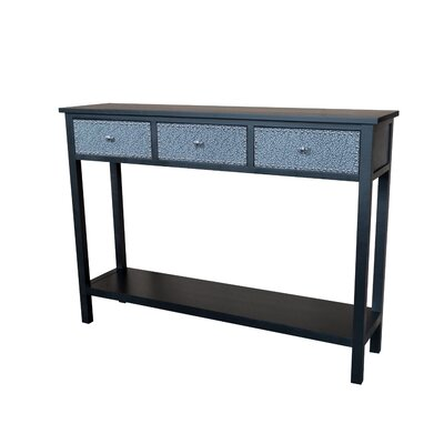 Ritz Console Table by Gallerie Decor