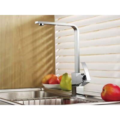 Contemporary/Modern Single Handle Kitchen Faucet Product Photo