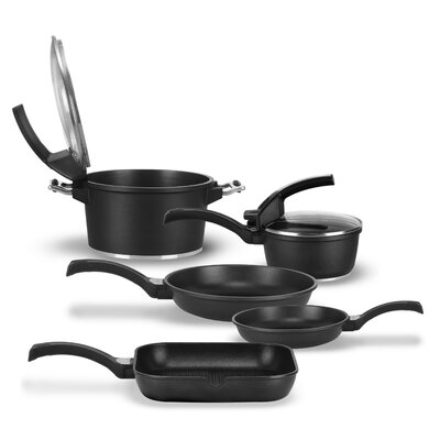 Suprema 7-Piece Cookware Set by Pensofal