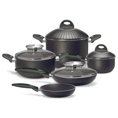 Platino Bio-Ceramix Nonstick 9-Piece Cookware Set by Pensofal