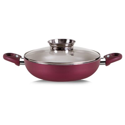 Pensofal Princess Passion Non-Stick Skillet with Lid