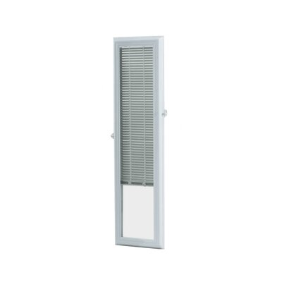 Cordless Add on Enclosed Door Venetian Blind Product Photo