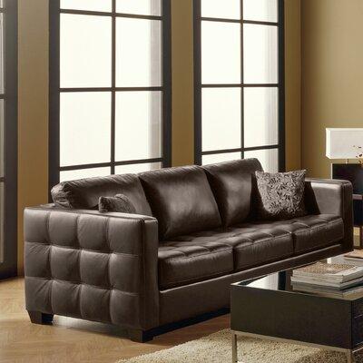 Barrett Leather Sofa by Palliser Furniture