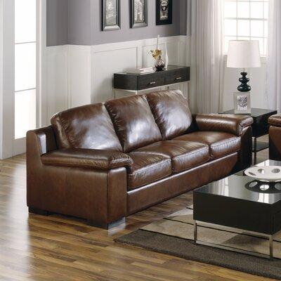 Vasari Leather Sofa by Palliser Furniture