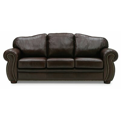 Troon Leather Sofa by Palliser Furniture