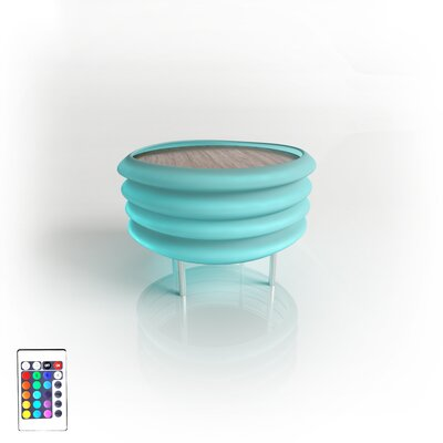 LuminArt Zeppelin Coffee Table by Contempo Lights