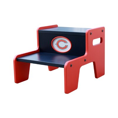 Fan Creations NFL 2-Step Step Stool