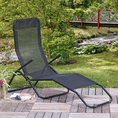 Siesta Chaise Lounge by SunTime Outdoor Living