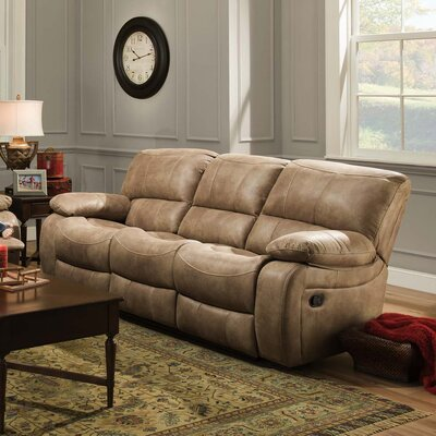 Poncho Double Reclining Sofa by Lee Furniture