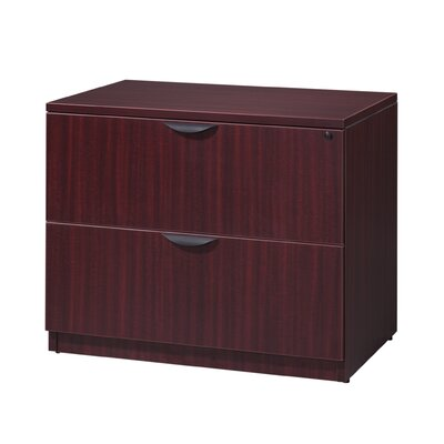 Regency Legacy 2-Drawer Laminate  File