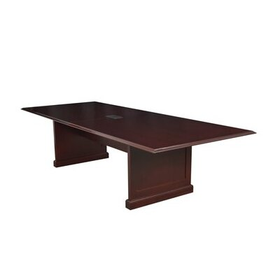 Regency Prestige Rectangular Conference Table