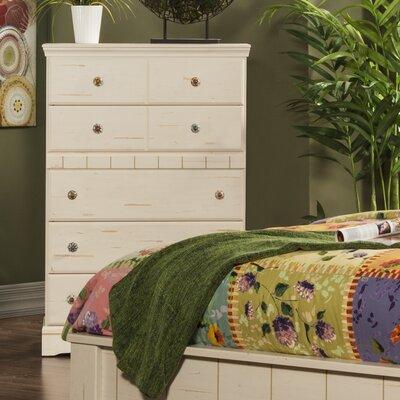 Jardin 5 Drawer Chest by Sandberg Furniture