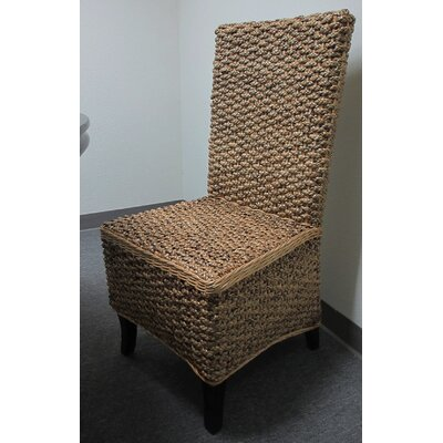 Seagrass Dining Chair by D-Art Collection
