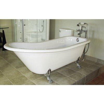 "Picadilly 69.25"" x 28.75"" Bathtub Product Photo"